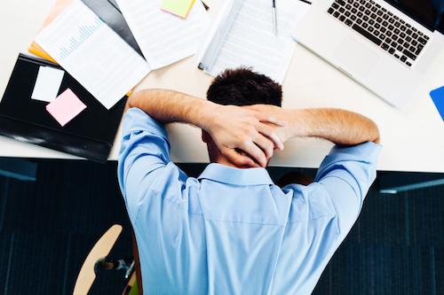 Combatting stress in events management