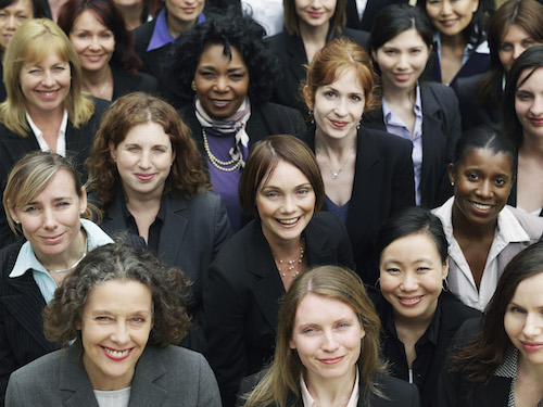 Gender equality in events management