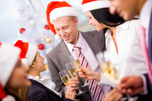 Corporate Christmas events are changing