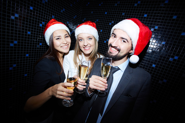 Christmas event trends 2017