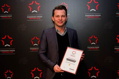 Messe Congress Graz is award winner of the Meeting STAR AWARD 2016