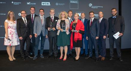 HCCE Wuppertal Centre wins marketing prize!