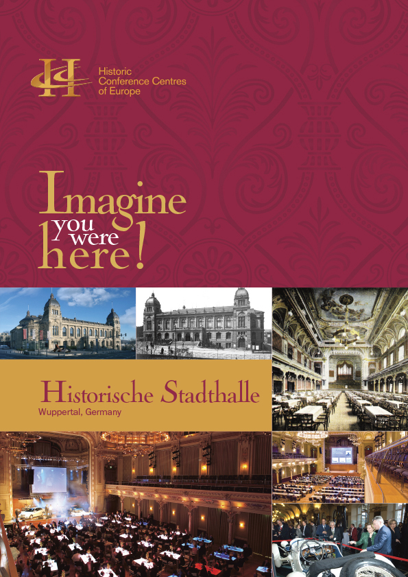Germany Historische Stadthalle PDF Download Cover