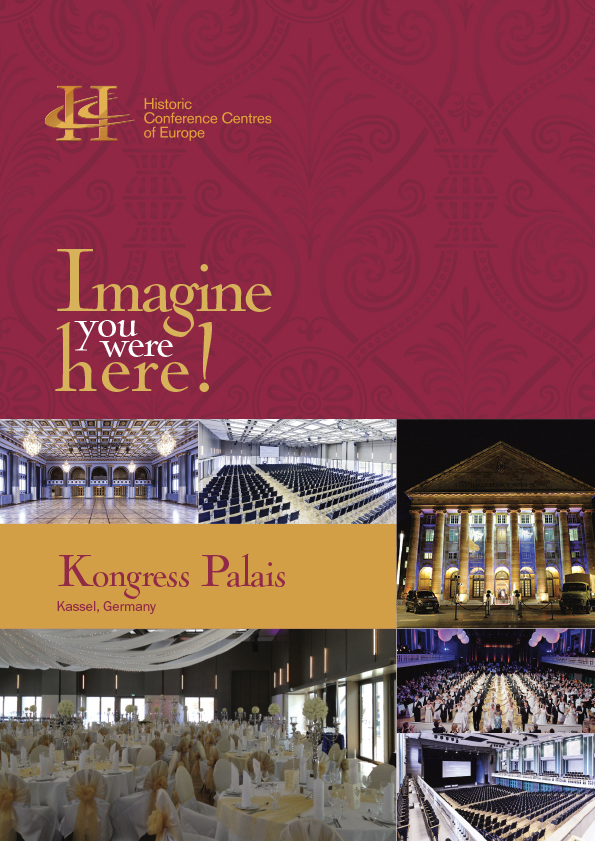 Germany Kongress Palais PDF Download Cover