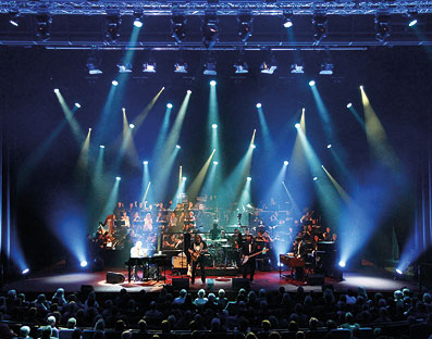 Procol Harum at the Historische Stadthalle Wuppertal