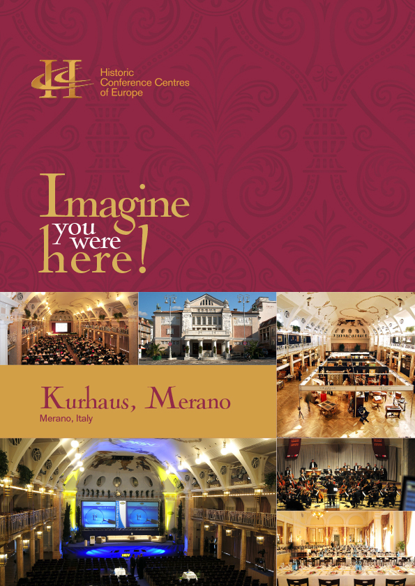 Italy Kurhaus Merano PDF Download Cover