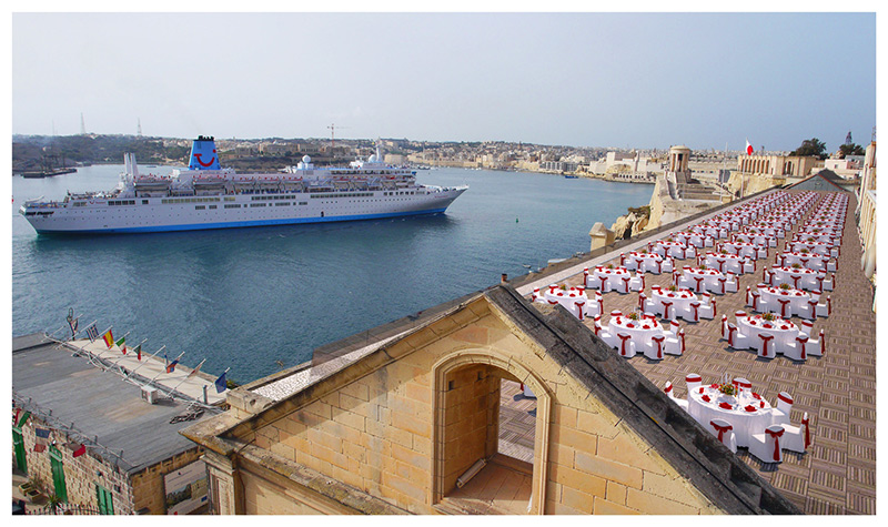THE venue in Malta for 2019 @ MCC