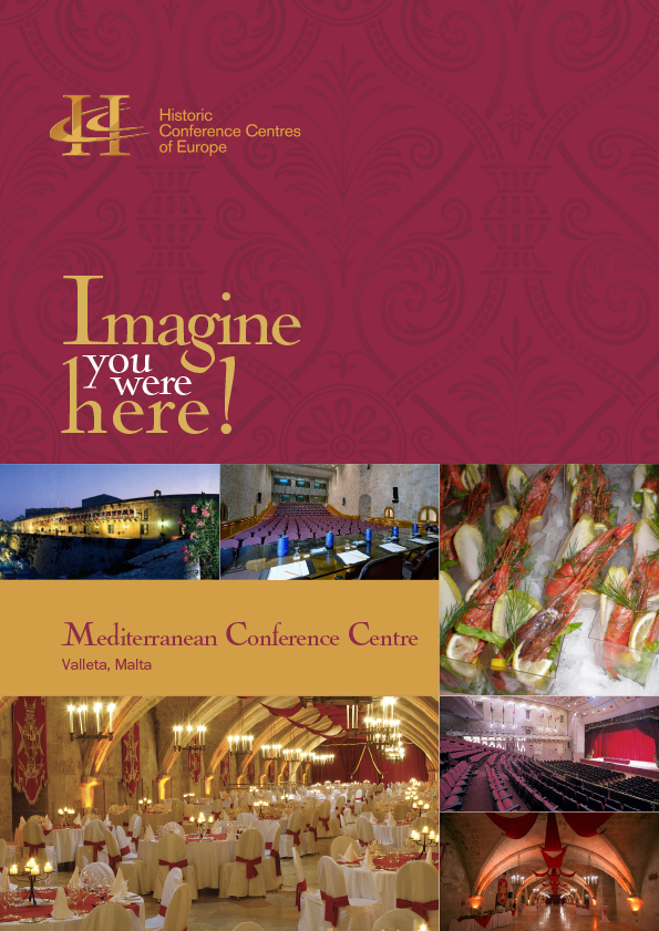 Malta Mediterranean Conference Centre PDF Download Cover