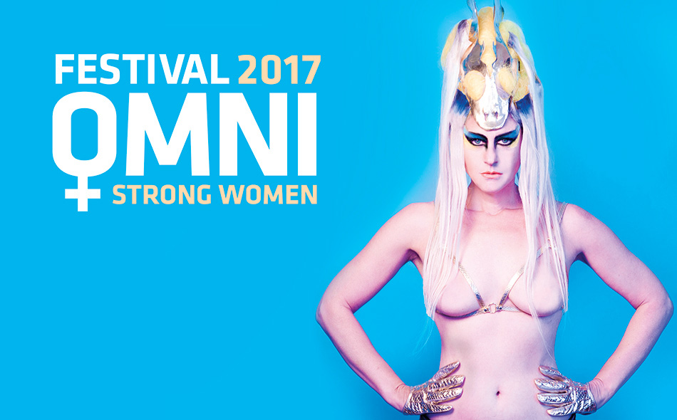 OMNI, the traditional summer open-air festival of neimënster, is back in 2017 brimming with female power