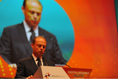 The Digital Assembly was inaugurated by the Honourable Prime Minister of Malta, Dr Joseph Muscat