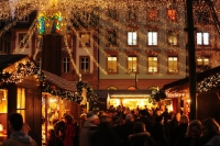 Historical Christmas Market in Mainz